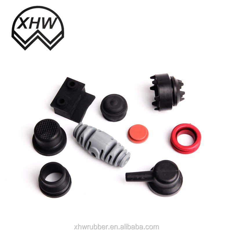 Customed Rubber Mounting Grommet Damper