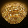Big Luxury Modern Chandelier Crystal Ceiling