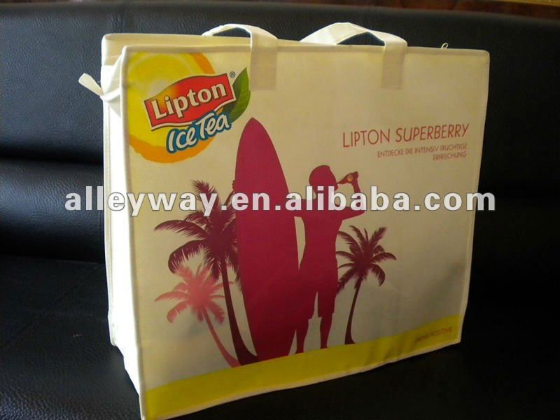 NO 6 Lamination PP non woven Shopping bag