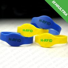 Hot sale ISO14443A vip nfc wristband For Gym club