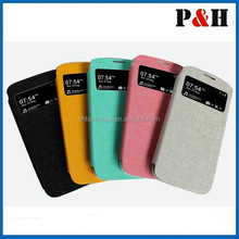 OEM 2015 hot china new product shenzhen alibaba Trade Assurance mobile phone leather case for samsung galaxy s5