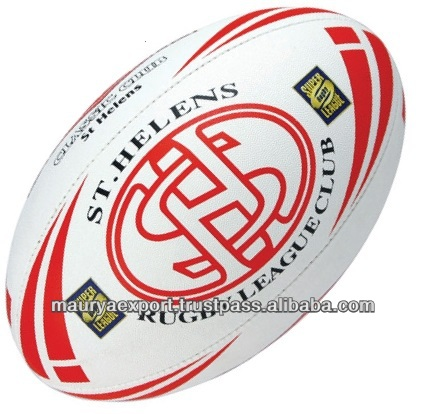 CUSTOM LOGO RUGBY BALL, MATCH RUGBY BALL