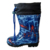 2019 Latest Fashion Cute Spiderman Kids PVC Rain Boots