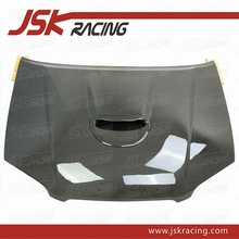 CARBON FIBER HOOD BONNET FOR TOYOTA GLANZA EP91