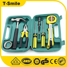 8 in 1 household hand tool set gift high quality tool kit