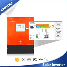 Hybrid off grid Solar Inverter 2kw with 24V 40A solar charger