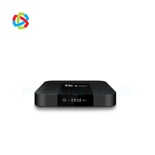 2019 Wholesale TX3mini 1GB 8GB S905W With Dnet <strong>System</strong> Android TV Box
