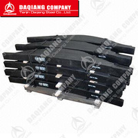 SUP10 leaf spring used for the suspension inwheeled vehicles