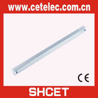 T8 Batten Fluorescent Light Fixtures Plastic Cover 1X36W