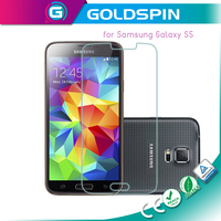 Manufacturer High Transparent Tempered Glass Screen Protector for Samsung Galaxy S5
