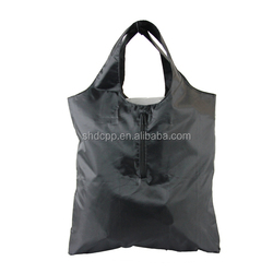 Newest best selling foldable shopping bag polyester