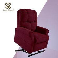 One Seat Electric Power Remote Control Lift Recliner Chair Bed