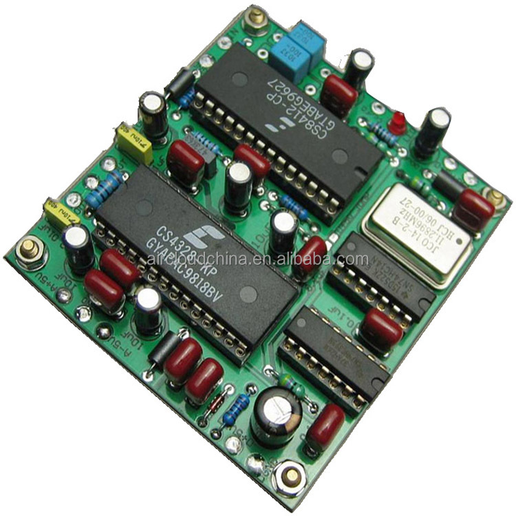 shenzhen high quality electronic customized pcba service for Consumer electronics, industrial control systems