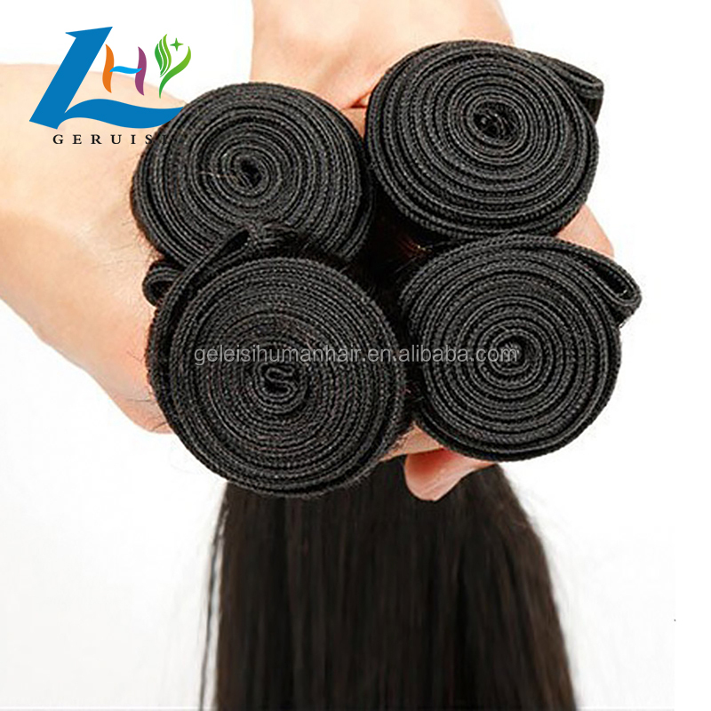 On Deal !! 100% virgin remy human hair bundles wholesale, dropshipping virgin mink straight human hair extension