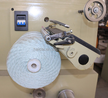 Good quality competitive price yarn winder machine for pp polyester cotton yarn spool or ball