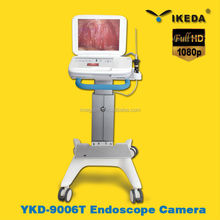 Image storage, double LCD screen, LED light source, high definition endoscopic fiber optic cable system