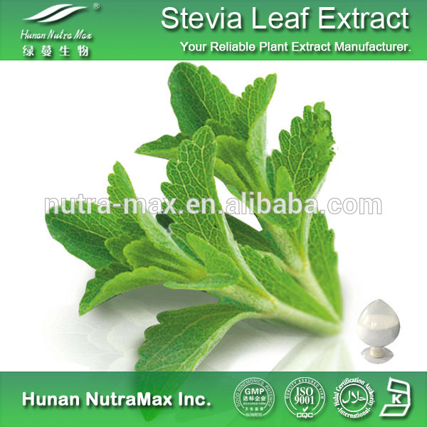 100% Natural Stevia extract Enzymatically modified stevia,steviol glycosides,glucosyl SG from cGMP factory