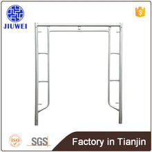 Manufacturer pre galvanized A frame scaffolding systems for sale