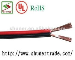 UL 2468 PVC Insulated Flat Ribbon Copper Wire