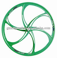Bicycle magnesium alloy wheels 26""