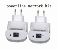 New products 500Mbps mini powerline extender network tool kit powerline adapter EU