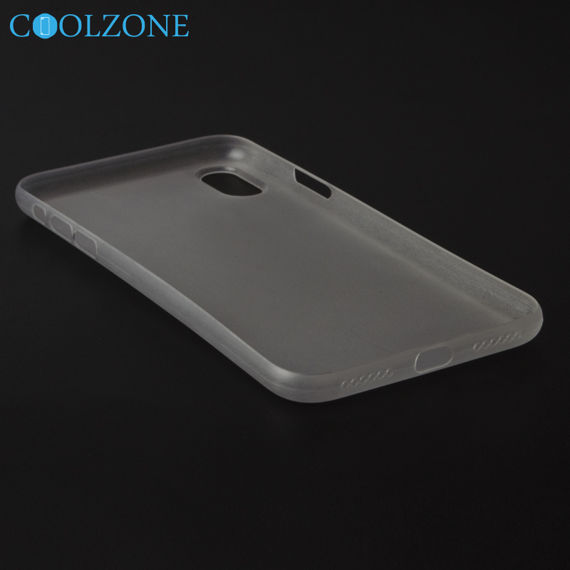 PP case for iphone 8,0.35mm PP case for iphone 8, ultra thin case for iphone 8