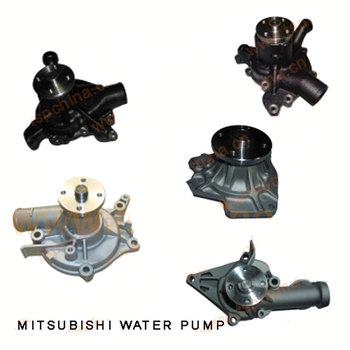 for MITSUBISHI water pump Cooling System parts engine diesel MD041041,6D14/15