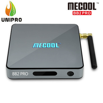 MECOOL BB2 Pro Android TV Box Amlogic S912 64 bit Octa core ARM CortexA53 3GB 16GB 4K WiFi BT4.0 2.4G/5.8G Wifi Set-top Boxes