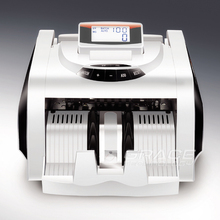 CE and RoHS Classical Dual LCD Banknote Counter