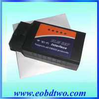 Professional ELM327 obd2 auto diagnostic scanner WIFI ELM327 support Support Android and iPhoneiPad Elm327 wifi