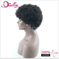 100% remy fast delivery lace front wig for black man