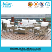 Hot Sale Love Seat Colonial Garden Outdoor Furniture Set