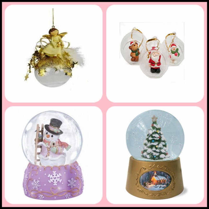 Wholesale China Cheap Handmade Gift Custom Snow Globe