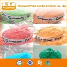 Excellent NPK 19-19-19 +TE water soluble fertilizer for export