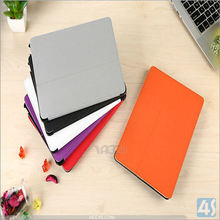 New Retro Luxury Leather Smart Case flip leather Stand Cover for ipad Air 2