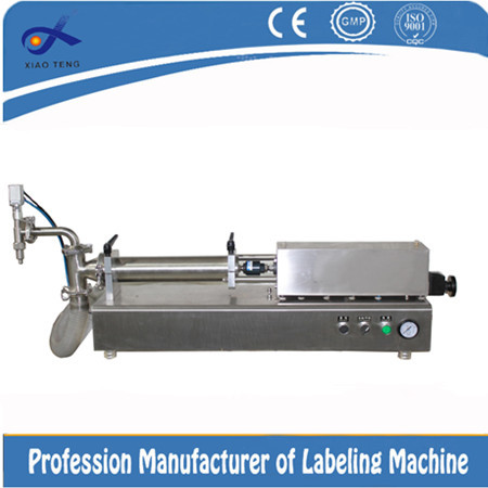 Semi-auto aerosoles deodorizer filling machine