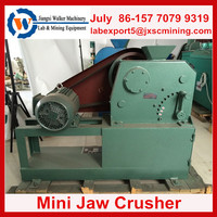 small jaw crusher,mini mining crusher jaw breaker in lab
