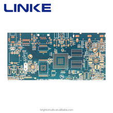 High quality Customized China OEM ru 94v0 pcb printed circuit board
