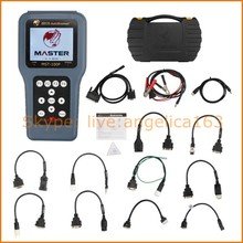 China factory Master MST-100P 8 in 1 handheld moto universal scanner tool multi-Languages motorcycle diagnostic scanner
