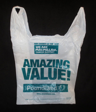 China made best sell wholesale charity donation plastic bag