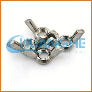 china supplier useful zinc battery terminal with wing nuts