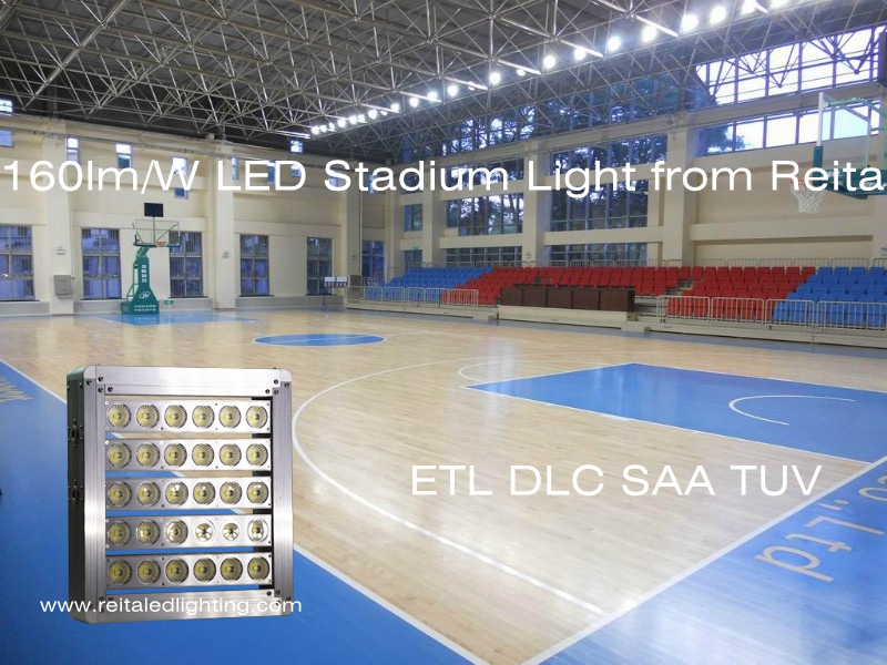 LED LIGHTS Bridgelux Chip Waterproof 150W LED Flood Light Metal Halide Flood Lighting LED