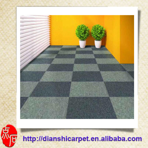 carpet tiles 50X50 for hotel and office