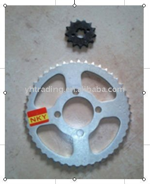 motorcycle sprocket for DISCOVER