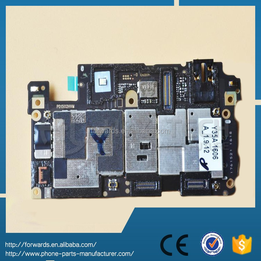 100% working unlock Original used logic board for mobile phone