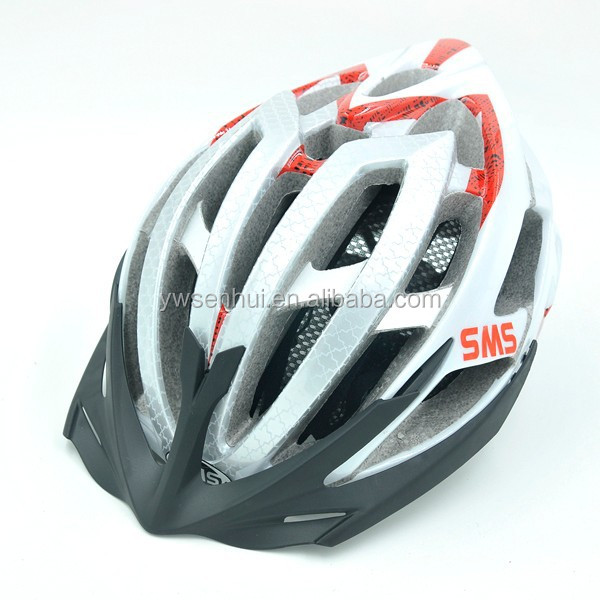 fashion modeling mixing Adult helmet/In-mold Bicycle Helmet ,adult bicycle helmet manufacturer