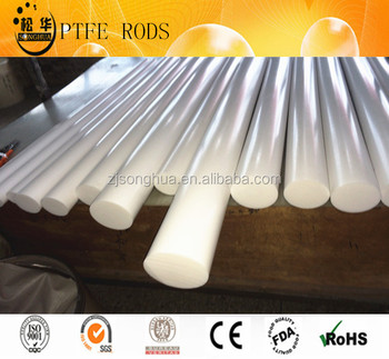 Plastic Extruded PTFE ROD