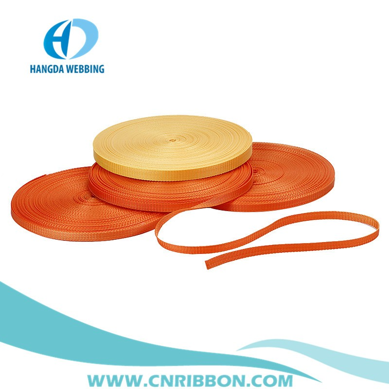 factory price nylon reflective webbing using for dog collars
