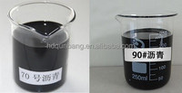 Petroleum asphalt for heavy traffic road pavement