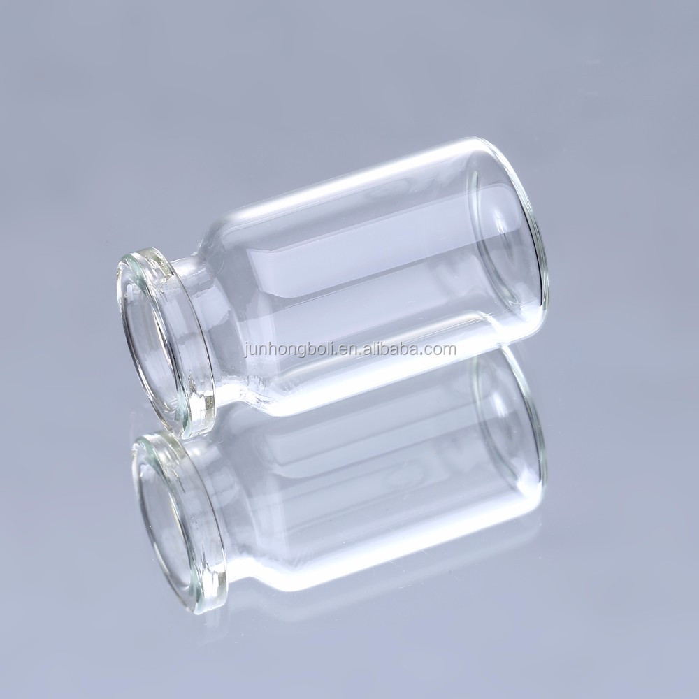 The best price sterilized amber empty glass vial, steroids vial label, pharmaceutical vial